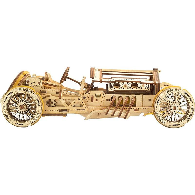 02. U 9 Grand Prix Car UGears