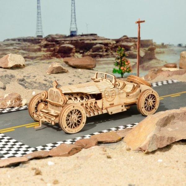 H23b1b93deebf48bfb32b39ccb87a47d1i 600x600Grand Prix Car DIY Scale Model Vehicle