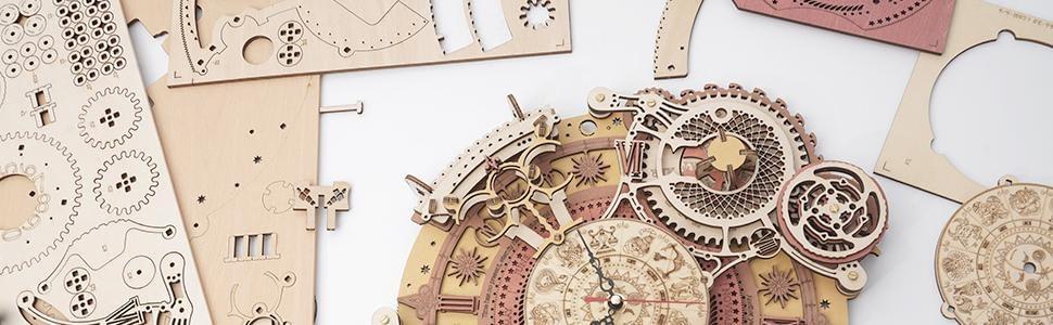 Time Art Series