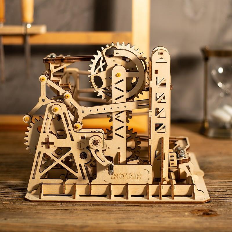 marble explorer marble run model building kits 2