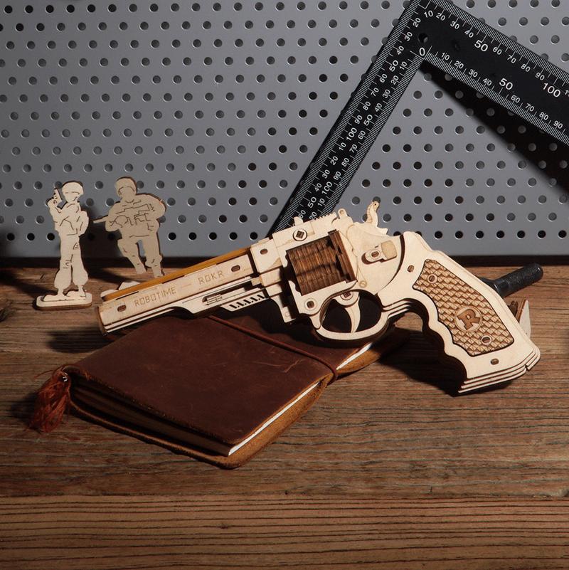 LQ401 corsac m60 revolver model