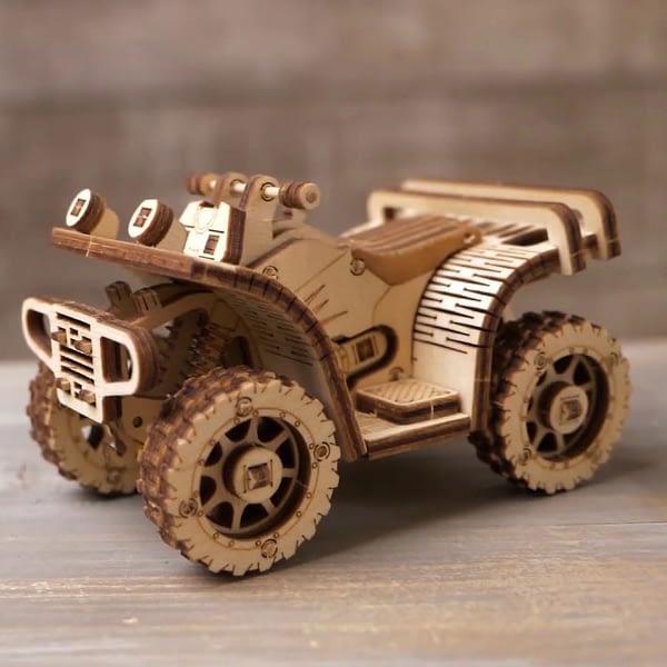 Woodtrick ATV