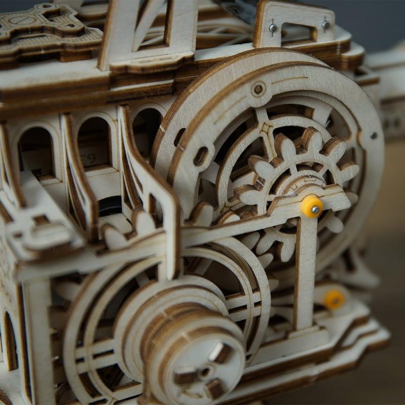 robotime vitascope movement assembled diy mechanical model 5