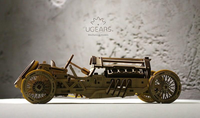 05. U 9 Grand Prix Car UGears scaled