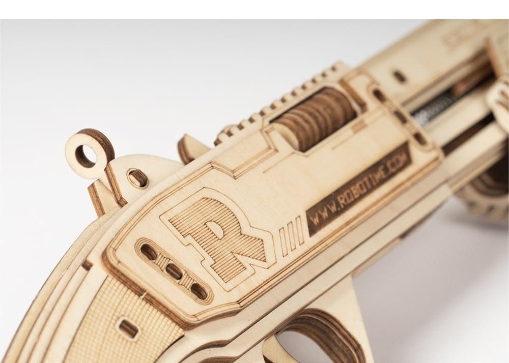 Robotime LQ501 Shotgun