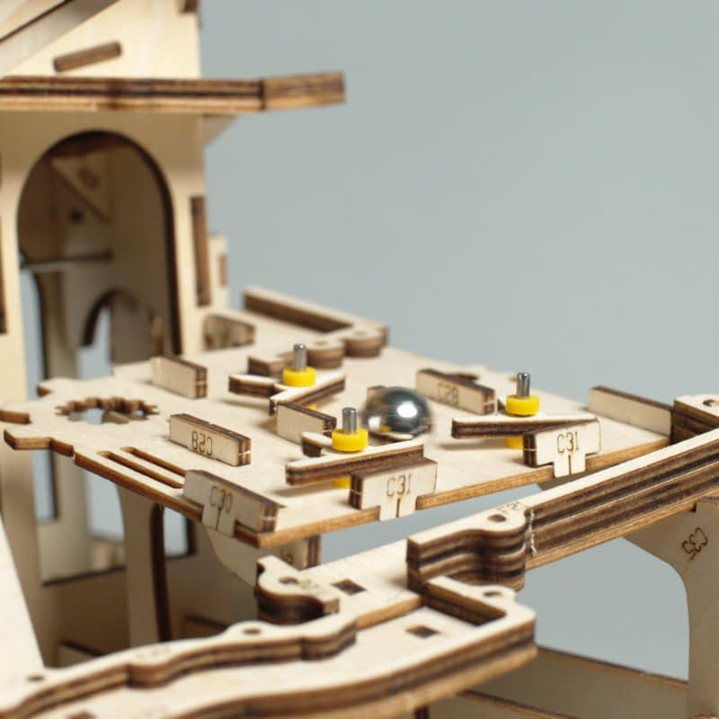 marble climber marble run model building kits 5