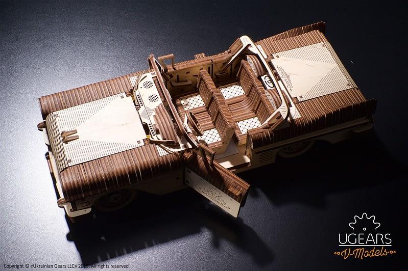 10. Ugears Dream Cabriolet VM 05