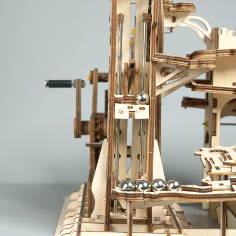 marble climber marble run model building kits 4
