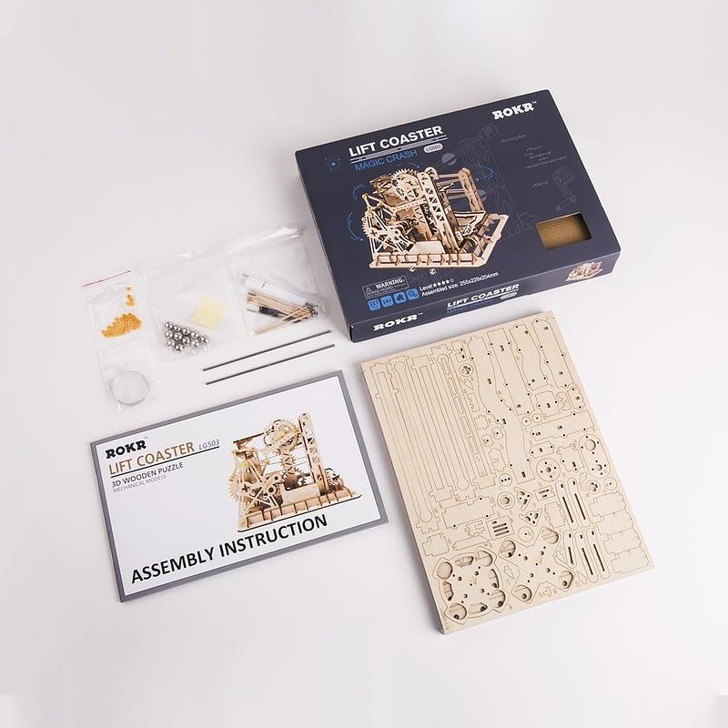 marble explorer marble run model building kits 6