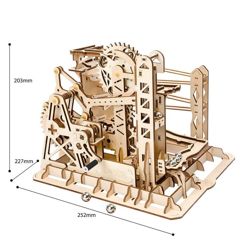 marble explorer marble run model building kits 5
