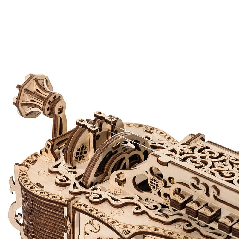 Lira 3D wooden mechanical model kit by