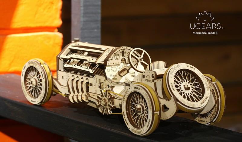 06. U 9 Grand Prix Car UGears scaled