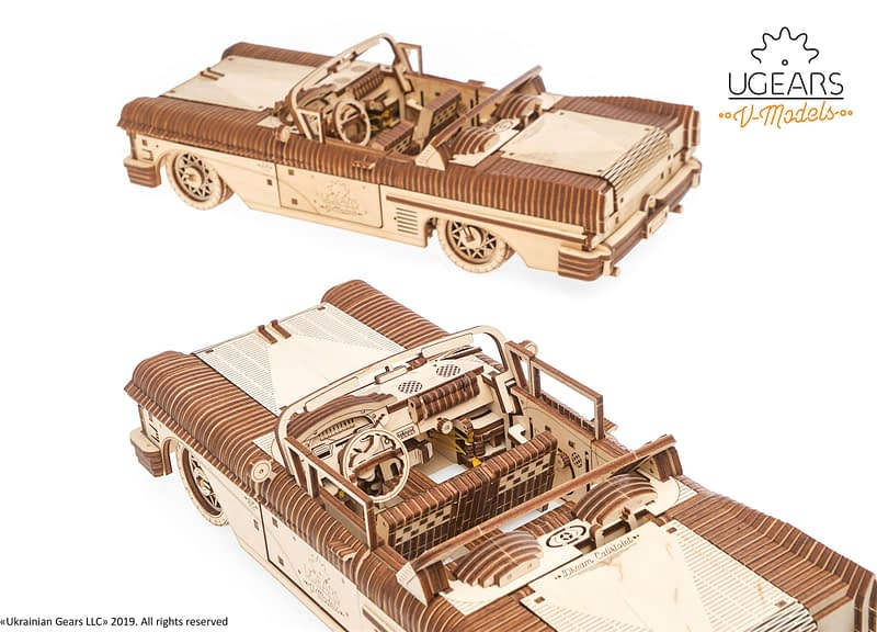 06. Ugears Dream Cabriolet VM 05