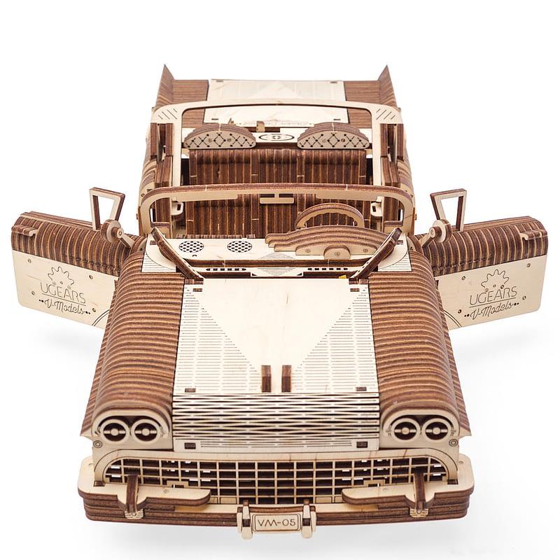 03. Ugears Dream Cabriolet VM 05 1
