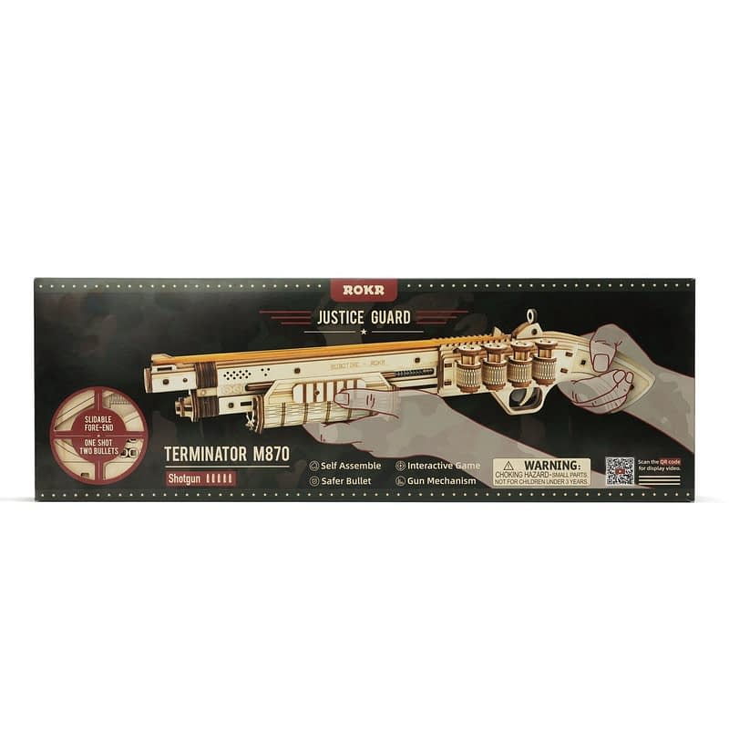 terminator m870 diy shotgun 2