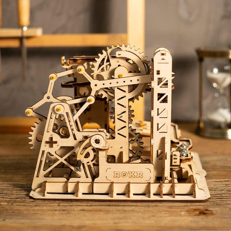 marble climber marble run model building kits