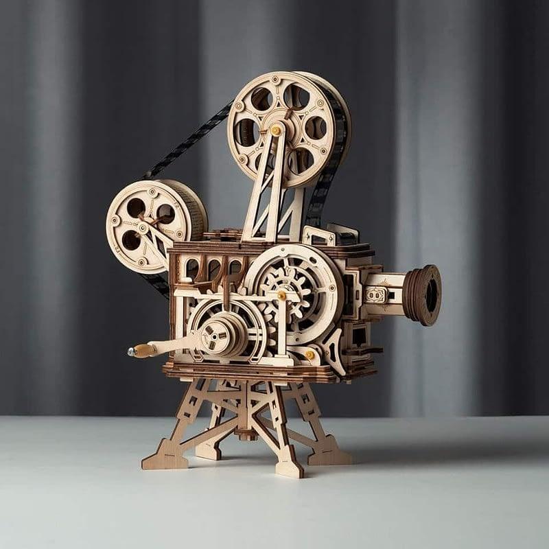 robotime vitascope movement assembled diy mechanical model