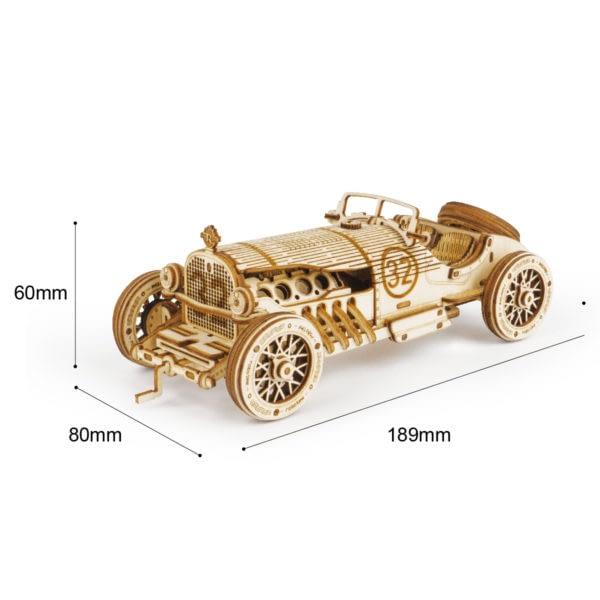 H1359b7d6055e4aff8d6ef8838f4051ddz 600x600Grand Prix Car DIY Scale Model Vehicle