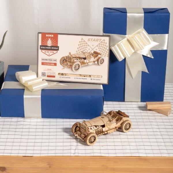 H268a3fe0e86d4cdc9677173a3ad6d58ei 600x600Grand Prix Car DIY Scale Model Vehicle